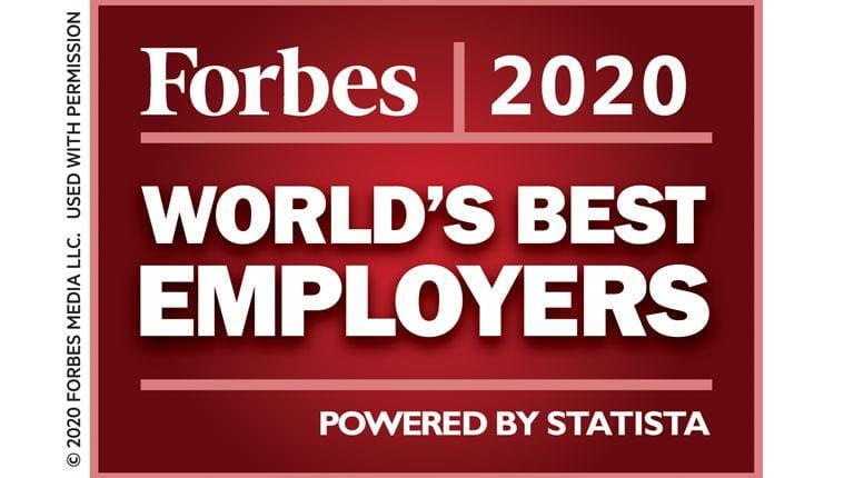 ForbesBestEmployer2020