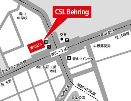 japan office access map